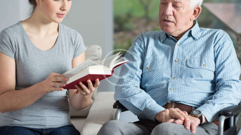 Caregiving Tips from the Pros: 8 Words of Advice